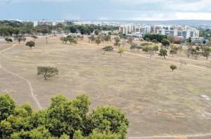 Projeção da Universidade de Brasília na 207 Norte: custo do terreno em um dos bairros mais valorizados de Brasília varia entre R$ 30 milhões e R$ 40 milhões