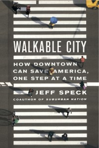 In Walkable City, Jeff Speck writes that pedestrians are the indicator species of a healthy city.