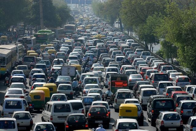 Congestionamento durou 11 dias na China