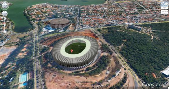 Belo Horizonte – Mineirão - Estádio Governador Magalhães Pinto