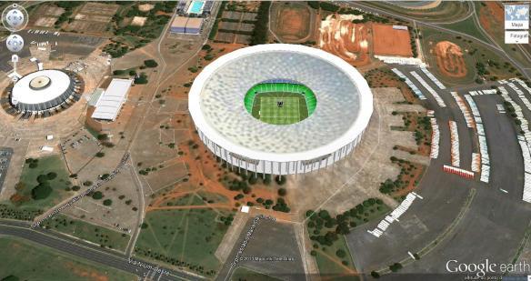 Brasília - Estádio Nacional - Mané Garrincha