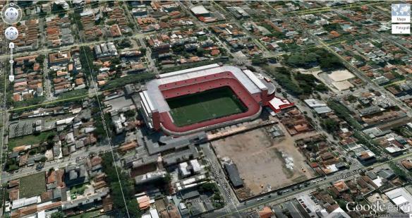 Curitiba - Arena da Baixada - Estádio Joaquim Américo Guimarães
