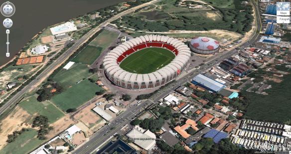 Porto Alegre - Beira-Rio - Estádio José Pinheiro Borda