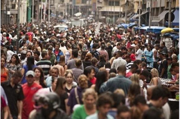 População brasileira (crédito: IBGE)
