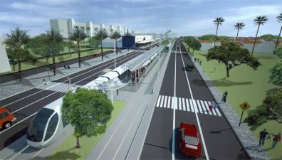 Verbas antes direcionadas para melhoria e ampliação do metrô e introdução do VLT foram remanejadas para a obra do estádio.